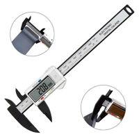 150mm Pieds coulisse vernier micromètre calibre Numérique Dimension Digital G