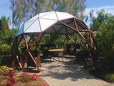 Dome Shaped Gazebo, Pergola, Arbor For Your Garden