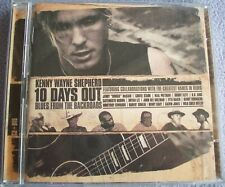 KENNY WAYNE SHEPHERD 10 Days Out BLUES FROM THE BACKROADS EU CD and DVD B B King