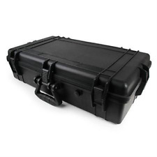 "28"" Weatherproof Case for Drone Camera Gun Rifle Pelican Equivalent Tactical Box"