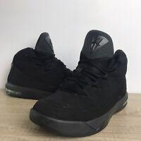 Nike Jordan Air Deluxe Triple Black Uk Size 8
