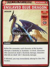 Pathfinder Adventure Card Game - 1x Enslaved Blue Dragon - Spires of Xin Shalast
