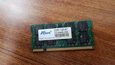 LOT OF 5 PCS. ASint 1gb DDRII 1gb-667 Ssy264m8-j6ee Laptop RAM