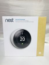 Nest Wi-Fi Smart Learning Thermostat 3rd Generation Model : T3007EF