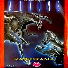 "12"" - Radiorama - Aliens (ITALO DISCO) SPANISH EDIT. 1987, MINT, STOCK STORE"