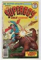 DC Super Stars 12 1977 VF Superboy Superman Curt Swan