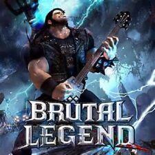Brutal Legend PC Steam Code Key NEW Download Game Fast Region Free