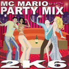 FREE US SHIP. on ANY 3+ CDs! NEW CD Mc Mario: Mc Mario Party Mix 2k6 Import