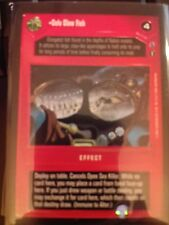 Star Wars CCG Reflections III Colo Claw Fish DS NrMint-MINT SWCCG