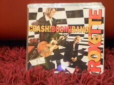 ROXETTE - CRASH!BOOM!BANG!-JOYRIDE-RUN TO YOU-E.S. NUOVO 1994