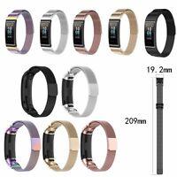 Metall Uhrenarmband Armband Strap Ersatz für Huawei Band3/Band3 Pro /TER-B09/B29