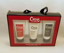Circus By Sam Edelman Hand Creme Set-Coconut Almond, Vanilla, Sugar Plum 2 oz.
