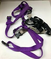 Lot of 2 Dog Harness Adjustable size Large for Walking & training, Hamilton
