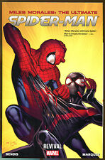 Miles Morales The Ultimate Spider-Man Vol. 1-Revival-Bendis & Marquez