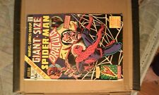 #1 Giant-Size Spider-Man And Dracula #1 (July 1974) First Edition! Rare Comic!