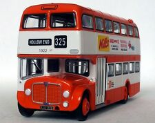 30716 EFE AEC Renown Double Deck Bus Type B Greater Manchester PTE 1:76 2017