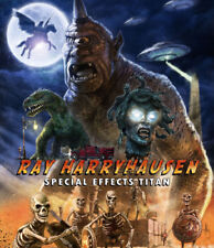 Ray Harryhausen: Special Effects Titan [New Blu-ray]