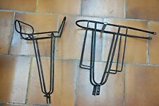 Porte Bagages vélo RANDONNEUSE Ancienne Old Luggages rack