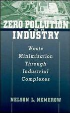 Zero Pollution for Industry: Waste Minimization Through Industrial Com-ExLibrary