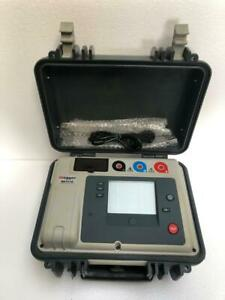 MEGGER MIT510 DIGITAL 5 kV HIGH VOLTAGE INSULATION RESISTANCE TESTER