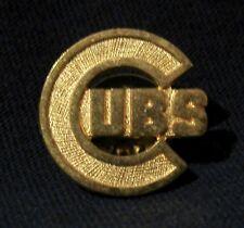 Chicago Cubs-Vintage Lapel Pin-Vintage Sports Memorabilia-Cubs Memorabilia
