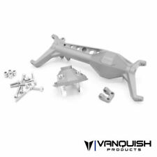 Vanquish VPS08491 Currie F9 Portal Offset Front Axle Clear : Axial SCX10-III