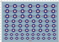 Detail Up 1/100 1/50 US Air Force USAF Imaginary enemy Markings Model Kit Decal