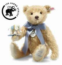 Steiff Little Felt Elephant 140th Anniv Limited Edition Teddy Bear EAN 006166