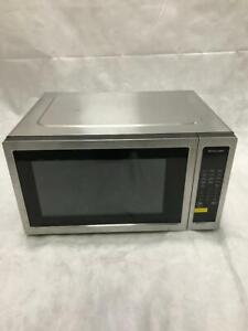 KitchenAid KMCS1016GSS 1.6 cu. ft. Countertop Microwave in Stainless Steel (I...