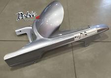 Genuine Honda OEM CBF1000 CBF1000 F Quasar Silver Rear Hugger & Chain Guard