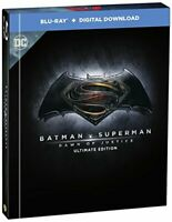 Batman v Superman: Dawn of Justice Ultimate Edition Filmbook [Blu-ray] [2017]