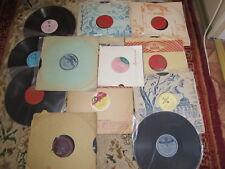 "MARK BERNES 11 pcs + Vadim kozin  2 pcs   10""  78 rpm"