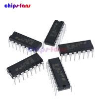 5PCS L293D L293 Push-Pull Four-Channel Motor Driver IC DIP-16