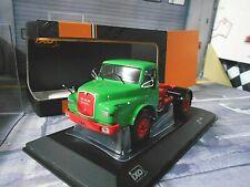 MAN 19.280H green grün Rundhauber 1971 Zugmaschine Truck LKW Camion IXO 1:43