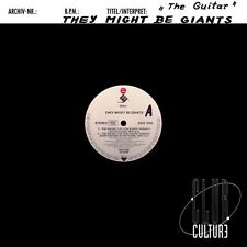 They Might Be Giants The Guitar (The Lion Sleeps Tonight) Europe Dj  12""