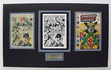 Org. Production Art JUSTICE LEAGUE OF AMERICA #77, pg 21 DICK DILLON art, matted