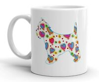 West Highland Terrier Mug Westie Cool Heart Design Dog Birthday Mothers Day Gift