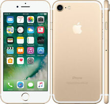"Apple iPhone 7 32GB 4.7"" Retina Display 4G GSM GOLD UNLOCKED Smartphone SRF"