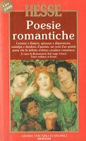 Poesie D'amore - Di Hermann Hesse - Newton - 1992
