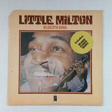 LITTLE MILTON Blues 'N Soul STS5514 L Nix LP Vinyl VG+ Cover VG+ ORIGINAL STAX