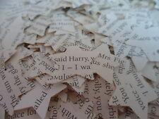200,Shabby Chic/ Harry Potter//Wedding /Confetti/Party/Stars