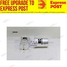 Wesfil Fuel Filter WZ549 fits Peugeot 307 1.6 16V,2.0 16V,2.0