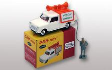 DAN TOYS Austin Mini Van Election (Ed.Lim.250 Ex.) Ref DAN-291