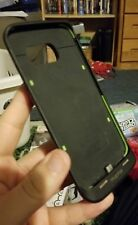 mophie Juice External Charging Battery Case for Samsung Galaxy S6 Edge - Black