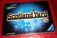 🚇 SCOTLAND YARD - édition Coffret métal !