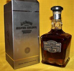 Jack Daniels Silver Select Single Barrel Whiskey Whisky