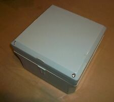 Carlon Polycarbonite Junction / Pullbox  54D1   USED