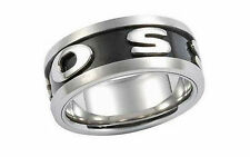 Modeschmuck-Ringe aus Edelstahl ohne Stein für Herren