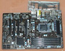 ASRock Motherboard B75 Pro3, LGA 1155/Socket H2, Intel B75 Chipset, DDR3