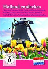 HOLLAND ENTDECKEN - HOLLAND ENTDECKEN   DVD NEU